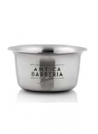 Antica Barberia Shaving Bowl Inox