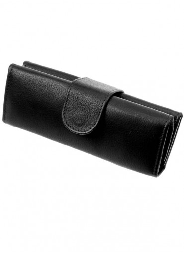 Hans Kniebes Leather Manicure Roll