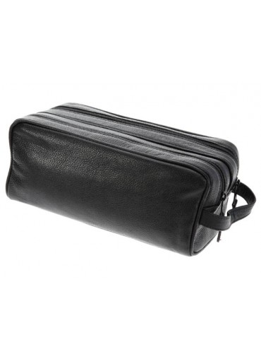 Sonnenschein Hanover Leather Toiletry Bag