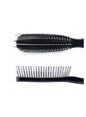 Hercules Sagemann Scalp Brush Black