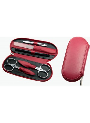 Sonnenschein Ladies Leather Manicure Set
