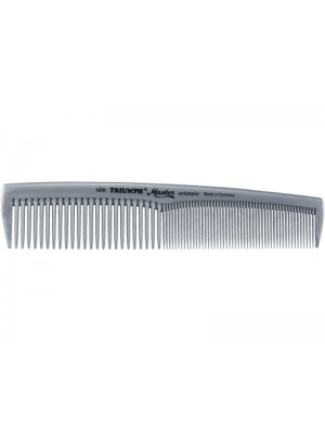 Triumph Master Ladies' Hair Comb 7.25""